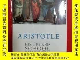 二手書博民逛書店Aristotle:罕見His Life and School(