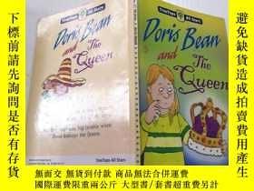 二手書博民逛書店Doris罕見bean and the queen:多麗絲·比恩和王後Y200392