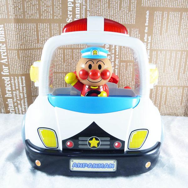 【震撼精品百貨】麵包超人_Anpanman~警車玩具【共1款】