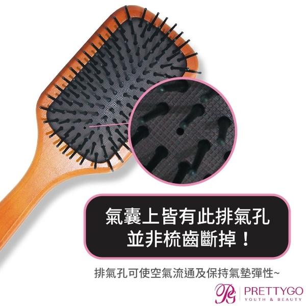 AVEDA 木質髮梳(24.8X8.6cm)+隨行按摩梳(18.8X6.6cm) 梳子【美麗購】