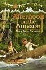 二手書博民逛書店 《Magic Tree House #6:Afternoon on the Amazon》 R2Y ISBN:0679863729│Osborne