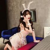 情趣內衣褲女性感兔女郎制服誘惑騷三點式激情套裝血滴子午夜魅力洛麗的雜貨鋪