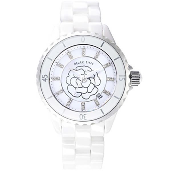 【Relax Time】/可愛陶瓷錶(女錶 手錶 Watch)/RT-09-5/台灣總代理原廠公司貨一年保固