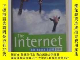 二手書博民逛書店The罕見Internet : The Rough Guide