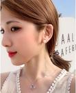 耳環 流蘇耳墜女高級感氣質耳環珍珠網紅耳飾2020年新款潮超仙韓國 零度3C