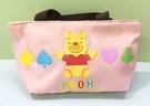 【震撼精品百貨】Winnie the Pooh 小熊維尼~小提袋~粉色#82755