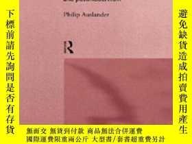 二手書博民逛書店From罕見Acting To PerformanceY255562 Philip Auslander Rou