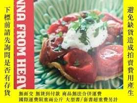 二手書博民逛書店Manna罕見from Heaven: Cooking for
