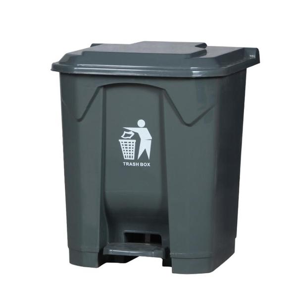 腳踩大垃圾桶大號帶蓋商用餐飲戶外腳踏式家用廚房分類戶外大容量 中秋特惠「快速出貨」