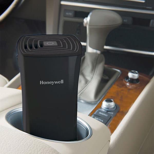《立即購+贈濾網》Honeywell HHT600BAPD1 車用空氣清淨機 (加贈專用活性碳濾網*10片)
