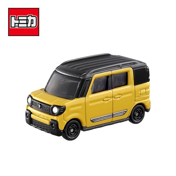 【日本正版】TOMICA NO.75 鈴木 SPACIA GEAR 迷你休旅車 SUZUKI 玩具車 多美小汽車 - 798569