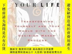 二手書博民逛書店Re-create罕見Your LifeY364682 Morty Lefkoe Dmi Publishing