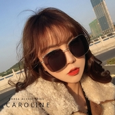 《Caroline》年度最新網紅款潮流行百搭抗UV時尚太陽眼鏡 72519
