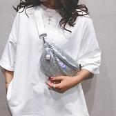 個性包包女2020新款韓版ins網紅亮片單肩包洋氣時尚百搭斜背胸包 【雙十二下殺】