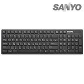 [富廉網] SANYO三洋 SYKB-03U USB巧克力鍵盤