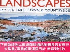二手書博民逛書店Masterclass罕見in Drawing & Painting LandscapesY360448 Ab