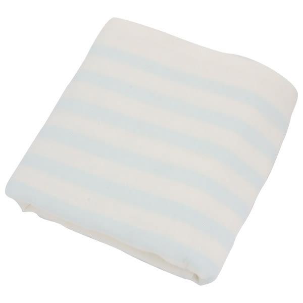 純棉紗布大浴巾 BORDER TBL 68×140 NITORI宜得利家居
