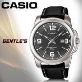 CASIO手錶專賣店 卡西歐  MTP-1314L-8A 男錶 礦物玻璃 不銹鋼錶殼 防水50米 皮革錶帶