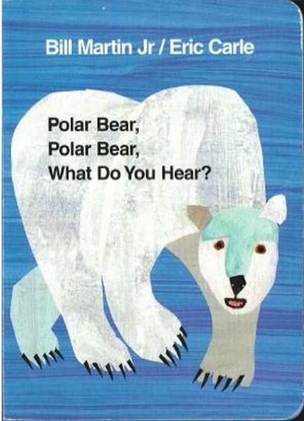 (二手書)Polar Bear, Polar Bear, What Do You Hear?