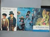 【書寶二手書T2/語言學習_ICE】Oliver Twist_Little Women等_共3本合售