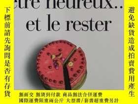 二手書博民逛書店Comment罕見être heureux... et le rester(法文原版)Y169804 Sonj
