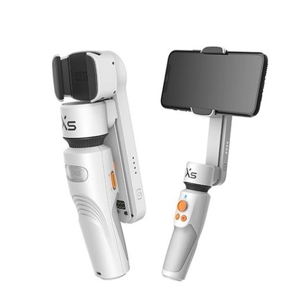 (免運費) 3C LiFe 智雲 ZHIYUN Smooth XS 手機自拍棒雙軸穩定器 手機摺疊穩定器 三款顏色 公司貨