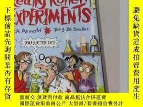 二手書博民逛書店Really罕見Rotten Experiments:很爛的實驗Y212829