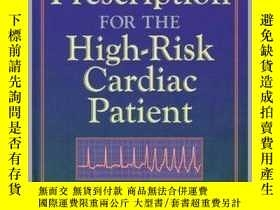 二手書博民逛書店Exercise罕見Prescription for the High Risk Cardiac Patient-