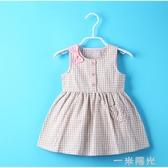 新款寶寶洋裝夏裝一3三5四五歲女童洋氣裙子兒童夏款公主裙中秋節全館免運