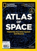 NATIONAL GEOGRAPHIC 第37期:ATLAS OF SPACE