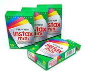 免運【福笙】Fujifilm Instax Mini 7S 25 50 90 即可拍 拍立得 空白底片 5捲 (50張)