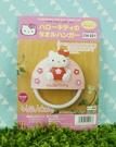 【震撼精品百貨】Hello Kitty 凱蒂貓~DIY材料包-毛巾掛【共1款】