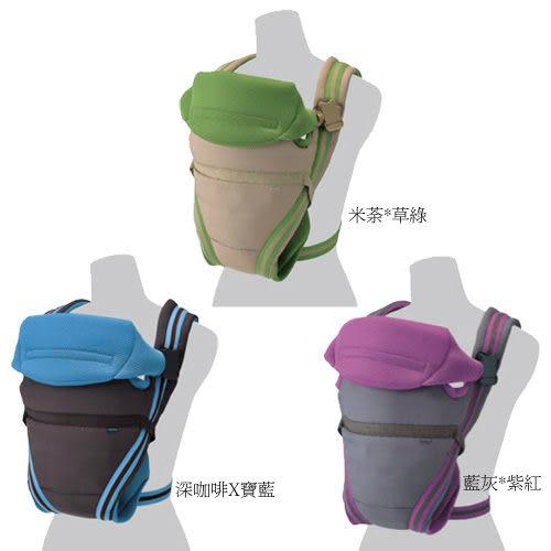 【奇買親子購物網】愛普力卡 Aprica 嬰幼兒三方向外出揹巾Easy-Touch Light Color