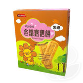 nutrinini 脆妮妮 含鐵寶寶餅-黑糖90g【佳兒園婦幼館】