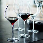 純手工無鉛水晶玻璃高腳杯歐式紅酒杯創意家用白葡萄酒杯子