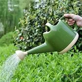 園藝澆花灑水壺PP樹脂大容量種菜澆水壺長嘴花灑【毒家貨源】