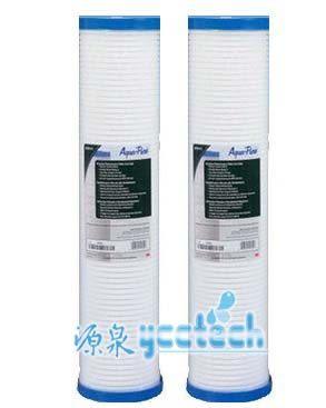 3M AP903全戶式淨水系統前置保護濾心AP810-2溝槽式PP濾心2支【3期零利率】