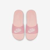 Nike KAWA SLIDE PRINT (GS/PS) [BQ7427-600] 女鞋 拖鞋 涼鞋 雨天 海邊 粉白