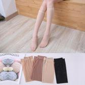 10入夏季日系中筒絲襪薄款膚色透明及膝遮疤襪中長高筒襪半截女小腿襪台秋節88折