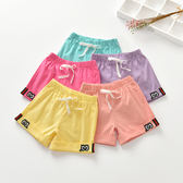 男女童短褲純棉休閒褲子夏季童裝寶寶兒童外穿沙灘褲韓版熱褲 挪威森林