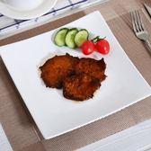 創意牛排盤子套裝西餐盤刀叉菜盤子陶瓷早餐餐具家用