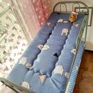 床墊 加厚寢室上下鋪床墊可折疊0.9m單人大學生宿舍用床褥子防潮【快速出貨八折鉅惠】