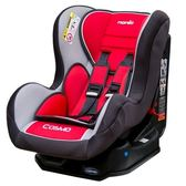 『121婦嬰用品館』NANIA 納尼亞0-4歲安全汽座(旗艦款)-素紅色FB00385
