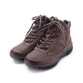 德國GABOR TEX防潑水布面短靴 棕 96.935.32 女鞋