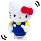 【震撼精品百貨】Hello Kitty 凱蒂貓-三麗鷗 KITTY 絨毛旋轉發條玩具-全身站姿#07793