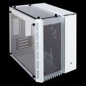 CORSAIR 海盜船 Crystal Series 280X鋼化玻璃微型ATX機箱—白色 .