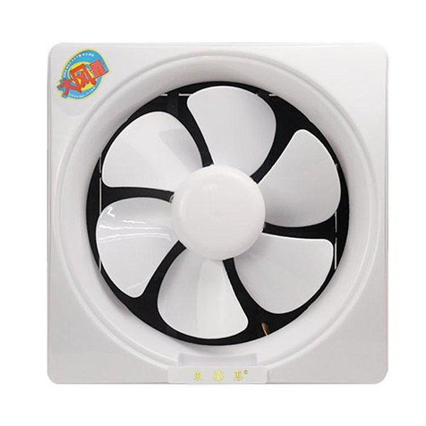 10寸換氣扇靜音廚房衛生間窗式排風扇抽風機超強力家用排氣扇單向WY 淇朵市集