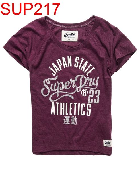 SUPERDRY SUPERDRY 極度乾燥 女 當季最新現貨 T-SHIRT SUPERDRY SUP217