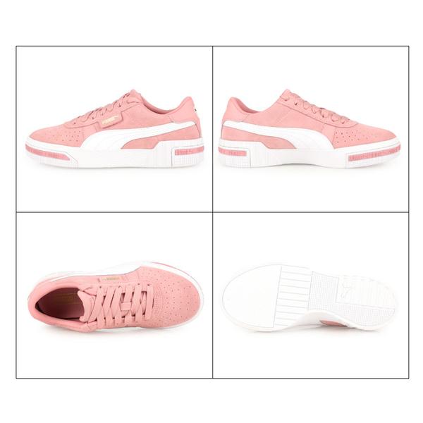 PUMA Cali Taped Wn s 女復古休閒鞋(免運 運動鞋 復古≡排汗專家≡