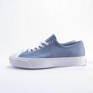 Converse Jack Purcell 男女款 低筒帆布鞋 開口笑 167706C 丹寧藍 男碼【iSport】